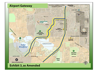 Illustration of the overall proposal for the Gateway project